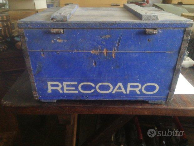 Antica cassetta Recoaro