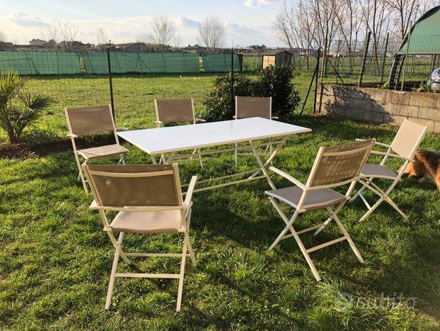 Set Tavolo e sedie da giardino FIAM,FIAM