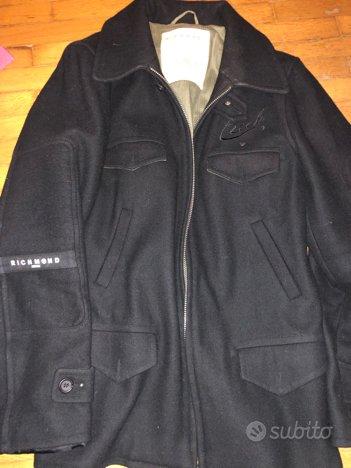 cappotto richmond nero