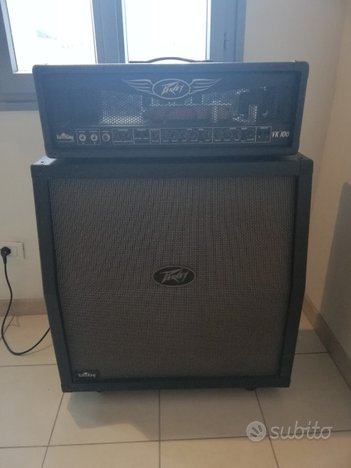 Amplificatore Peavey valve king vk100