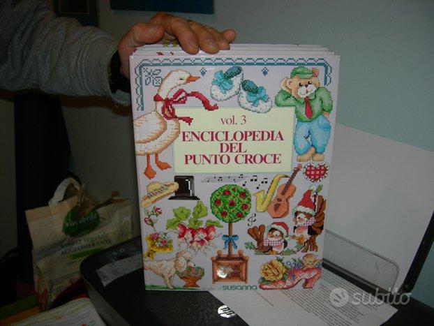 Enciclopedia de punto a croce