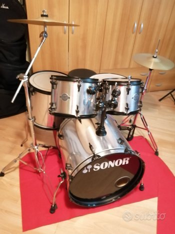 Batteria sonor smart force