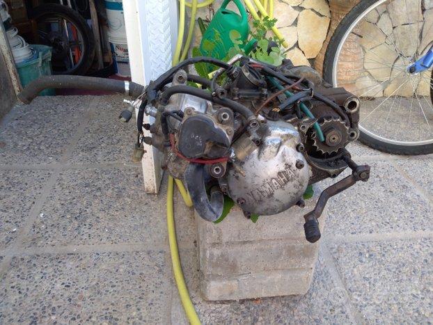 Moto yamaha CROSS/ENDURO 125 2 t