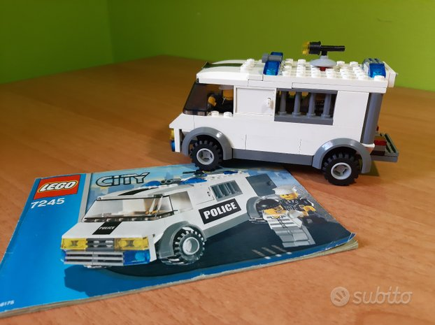 LEGO - Cellulare   Volante Lego City Polizia