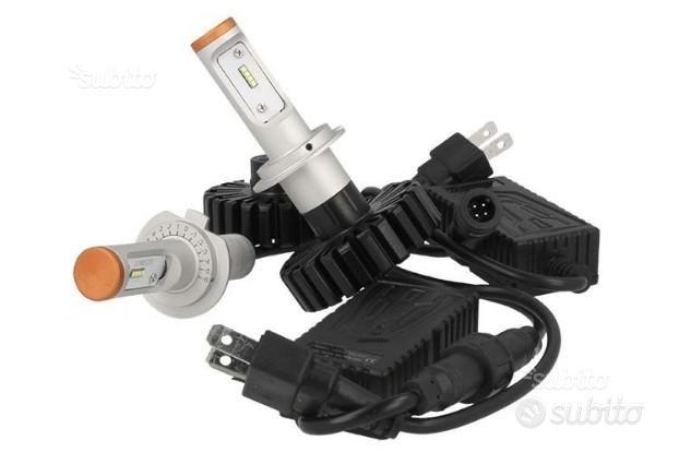Kit Full Led Canbus H7 80W 12V 24V 8 Chip Phillips