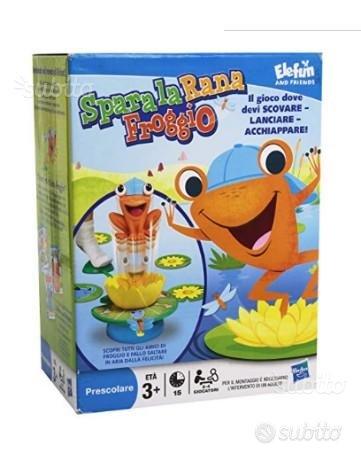 Spara la rana Froggio
