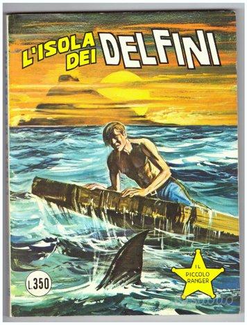 Il piccolo ranger 145 - l'isola dei delfini