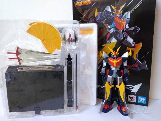 Robot Anime Daitarn 3 GX 82 Chogokin Bandai Nuovo
