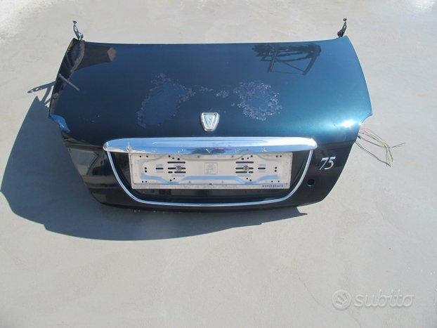 Cofano posteriore rover 75