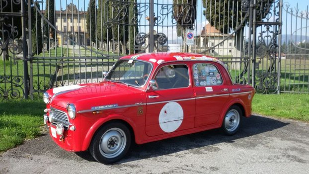 FIAT 1100 1100 TV (VALUTO PERMUTE )