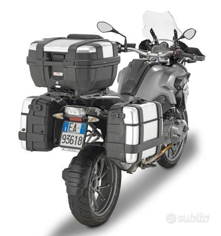 Bauletto givi trk52n +attacc ktm 1190 adventure /r
