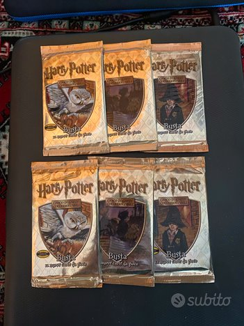 Pack Harry Potter TCG - Pack sigillati