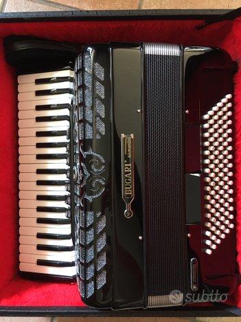 Fisarmonica Bugari JuniorFisa 130/J