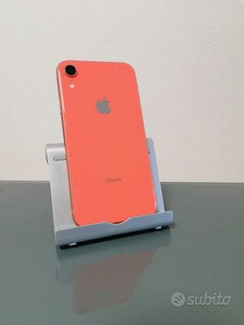 IPhone XR 128GB Coral, grado A+