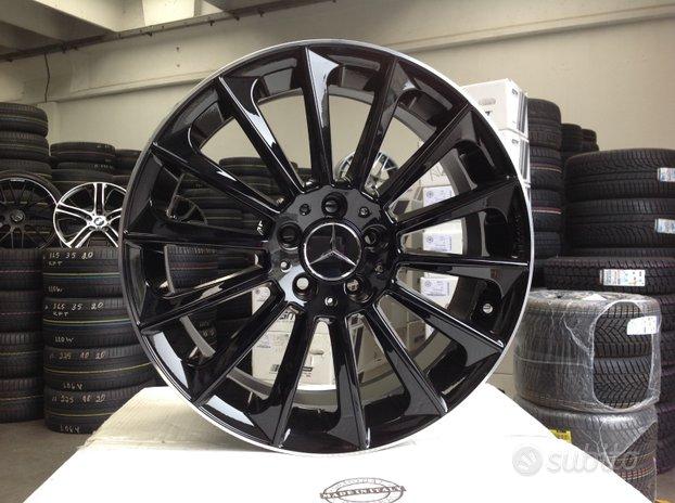 Cerchi NUOVI Mercedes raggio 18 cod.240820