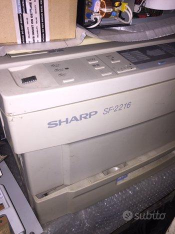 Sharp SF-2216