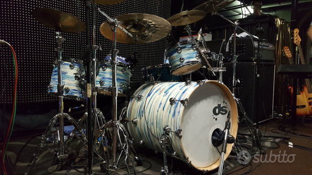Batteria acustica Drum Sound DS