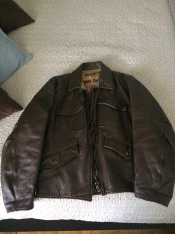 Giubbotto Chevignon pelle Old flight jacket