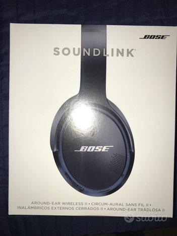 Cuffie Bose Soundlink 2 Bluetooth