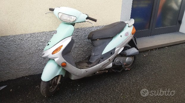 Kymco Filly 50 - 2000