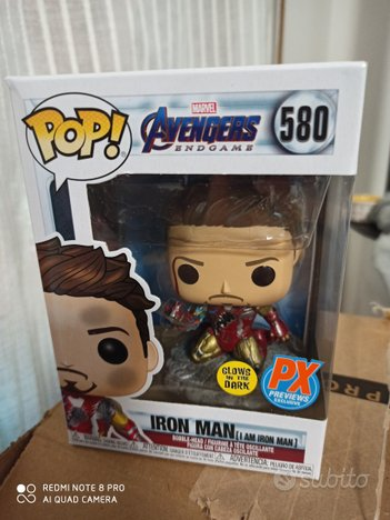 Funko pop iron man 580