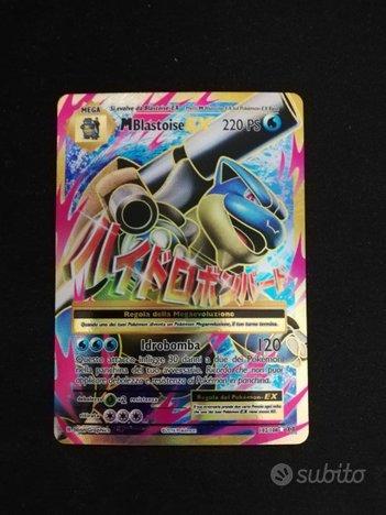 Mega Blastoise Ex Full Art