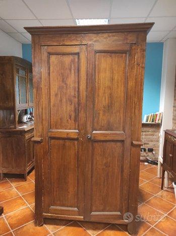 Armadio in legno fine 800 - Arredamento e Casalinghi In ...