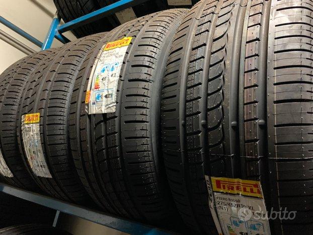 275 45 19 108Y Pirelli PZeroRosso N1 (nuovi)