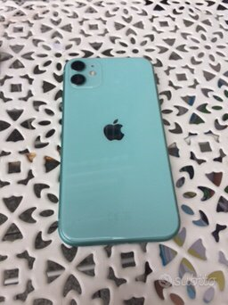 IPhone 11 verde 128gb