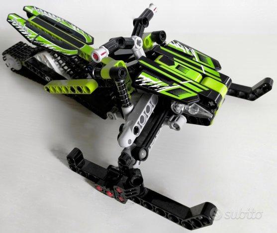 Set Lego Technic 42021 - Motoslitta