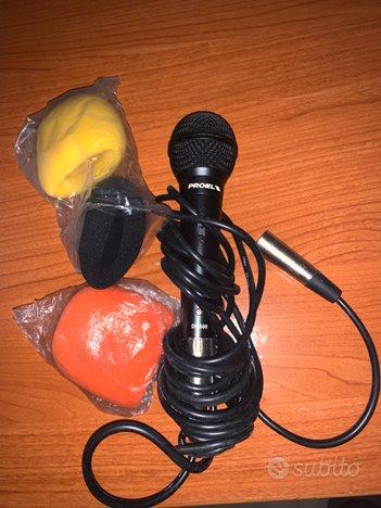 Microfono Proel dm 800