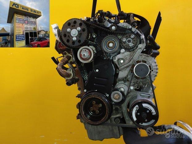 Motore VOLKSWAGEN PASSAT 2009 CBA