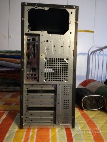 Case per PC fisso dimensioni (mm): 185x445x412