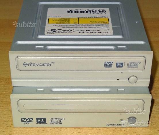 Lettore Masterizzatore CD - DVD interno IDE