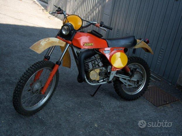 Aspes RGC r 125cc del 1978
