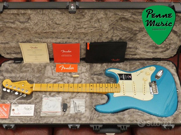 Fender Stratocaster American Professional II MN