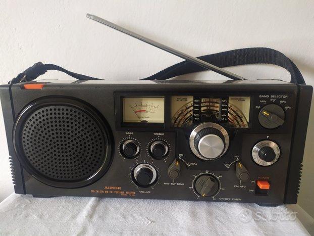 Radio ricevitore aimor tr 105 vintage made japan