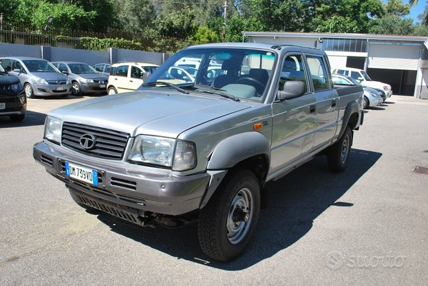 TATA Pick Up 2.2 L 4x4 cabina doppia