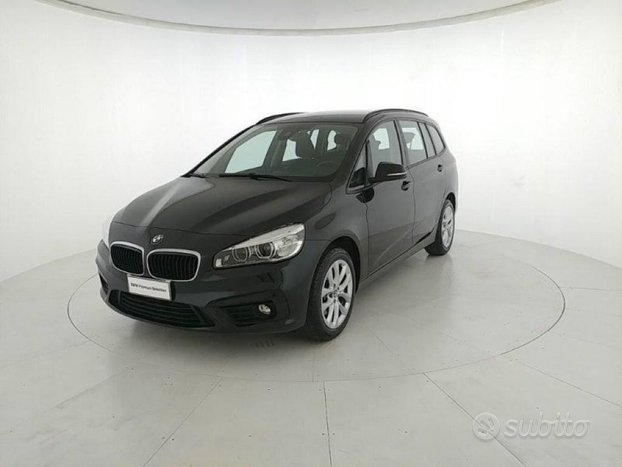 BMW 218 d Gran Tourer Advantage