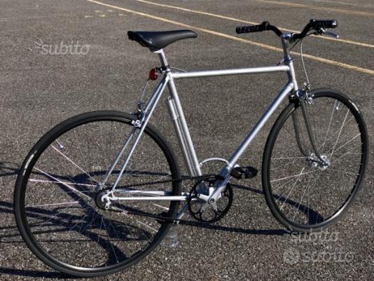 Bicicletta custom single speed Welter