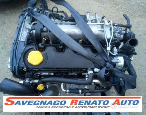 Motore 939a1000 fiat alfa multijet 1.9 mjet 120cv
