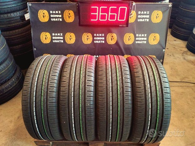 4 Gomme 235 50 19 CONTINENTAL al 85% DOT 20