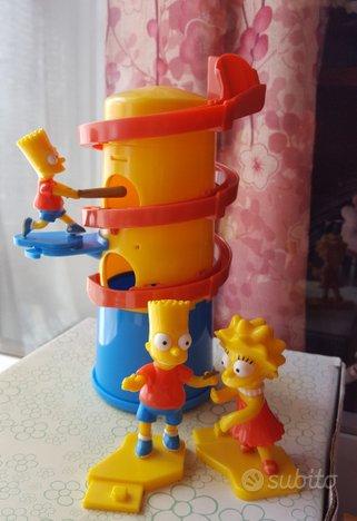Uova The Simpson Kinder Gransorpresa Maxi Pasqua 2