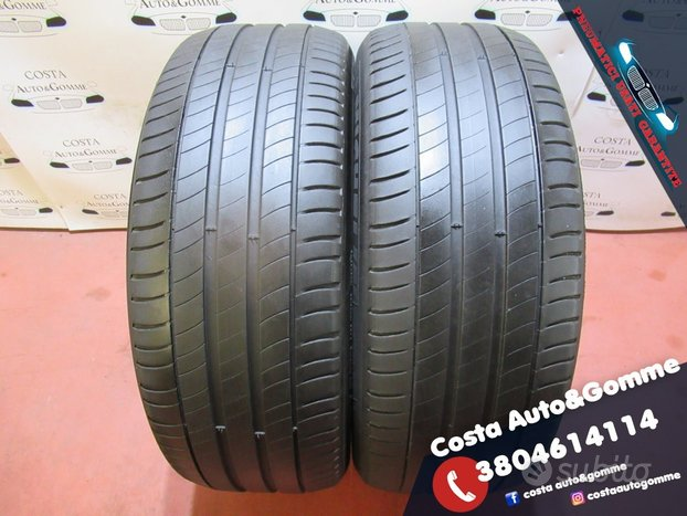 Gomme 235 55 17 Michelin 80% 2016 235 55 R17