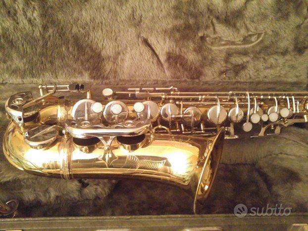 Sax contralto alto Grassi Professional