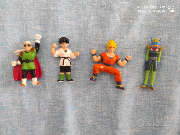 Lotto 3 - Action Figures DRAGONBALL