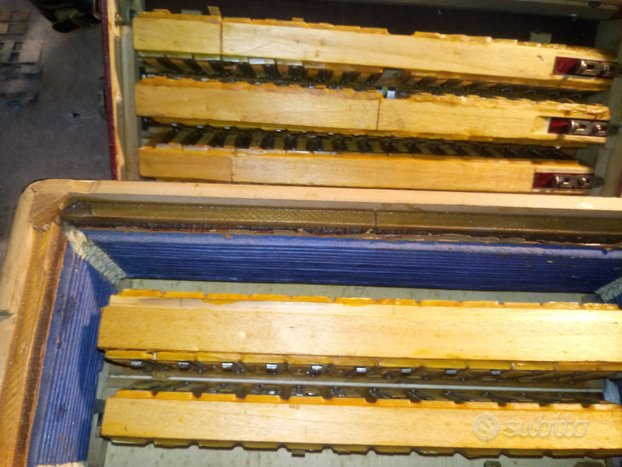N 1 fisarmonica 120 bassi armoniosa nera
