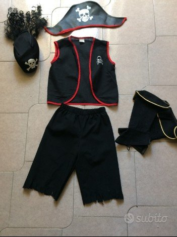 Costume Pirata (usato)