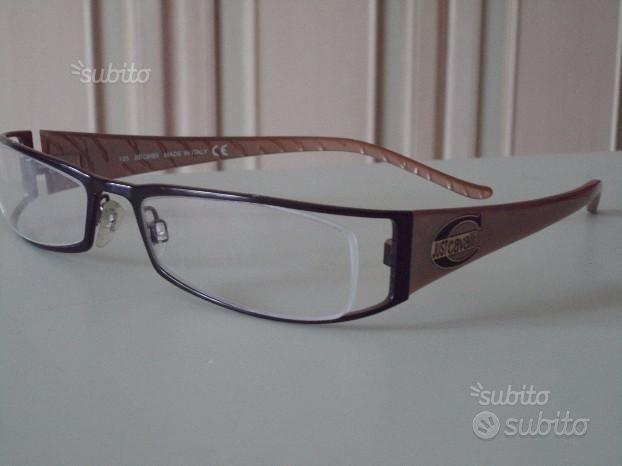 Montature occhiali originali D&G e Just Cavalli