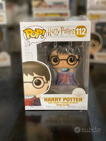 Funko Pop Harry Potter con Mantello 112 Negozio